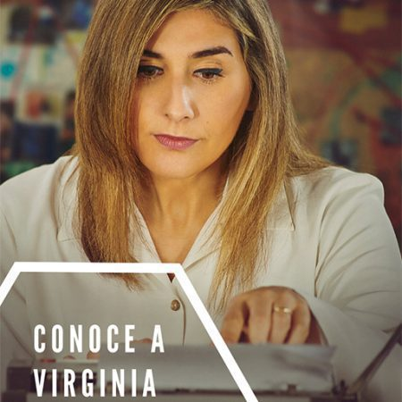 Virginia Mancebo: «Solo soy un instrumento de Dios»