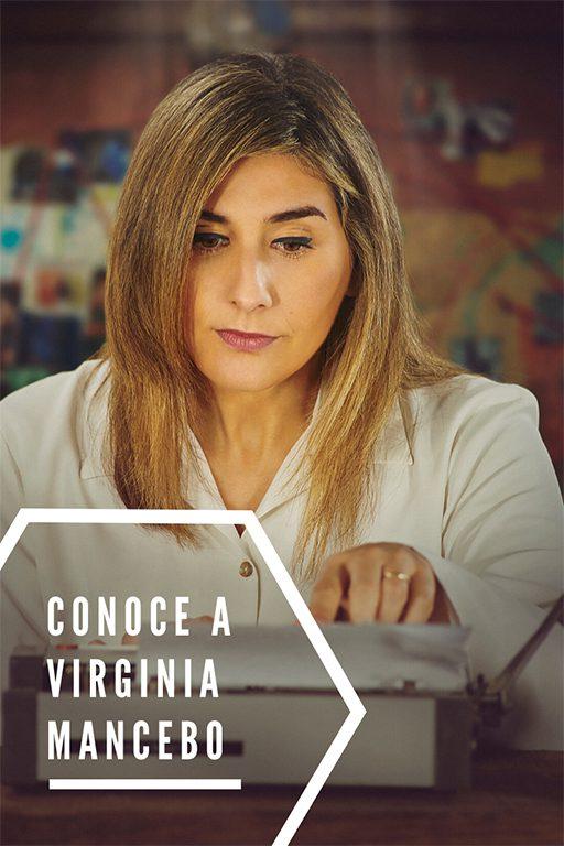 Virginia Mancebo autora demonologia