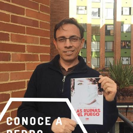 Pedro Valbuena: Escribir es recoger manifestaciones de la esencia humana