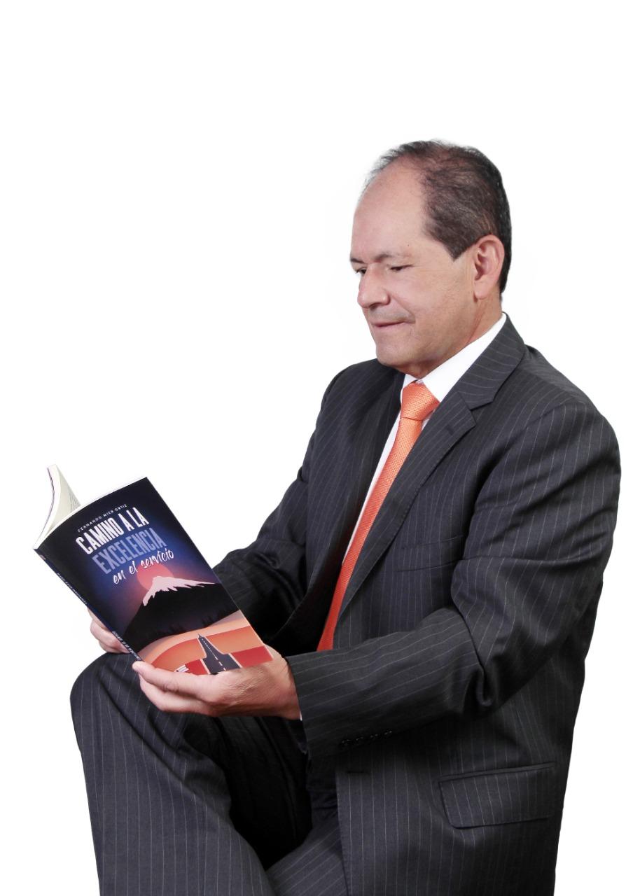 El camino de Fernando Mier en la búsqueda global de la excelencia en el servicio