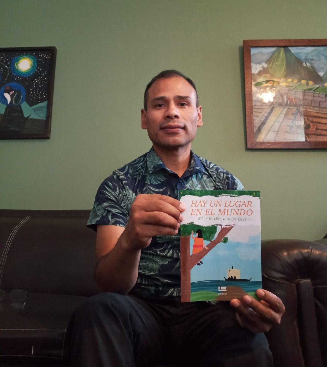 «Hay un lugar en el mundo»: la válvula de escape de Jesús Huarhua