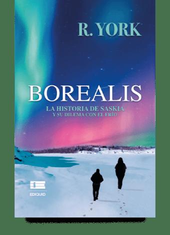 Borelis. La historia de Saskia y su dilema con el frío (R. York)