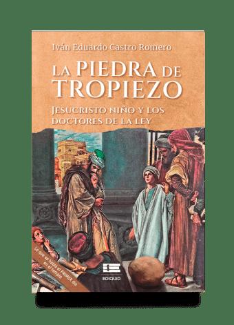 La piedra de tropiezo. Jesucristo niño y los doctores de la ley (Iván Castro)