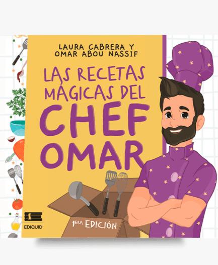 Las recetas mágicas del chef Omar